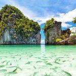 Cómo ir de Chumphon a Phuket
