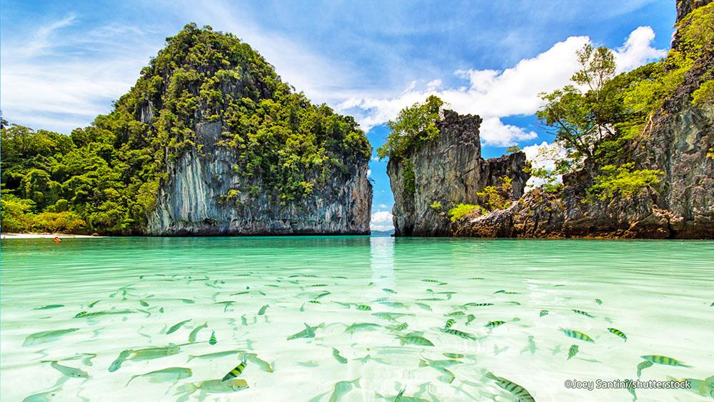 Isla Phuket Tailandia