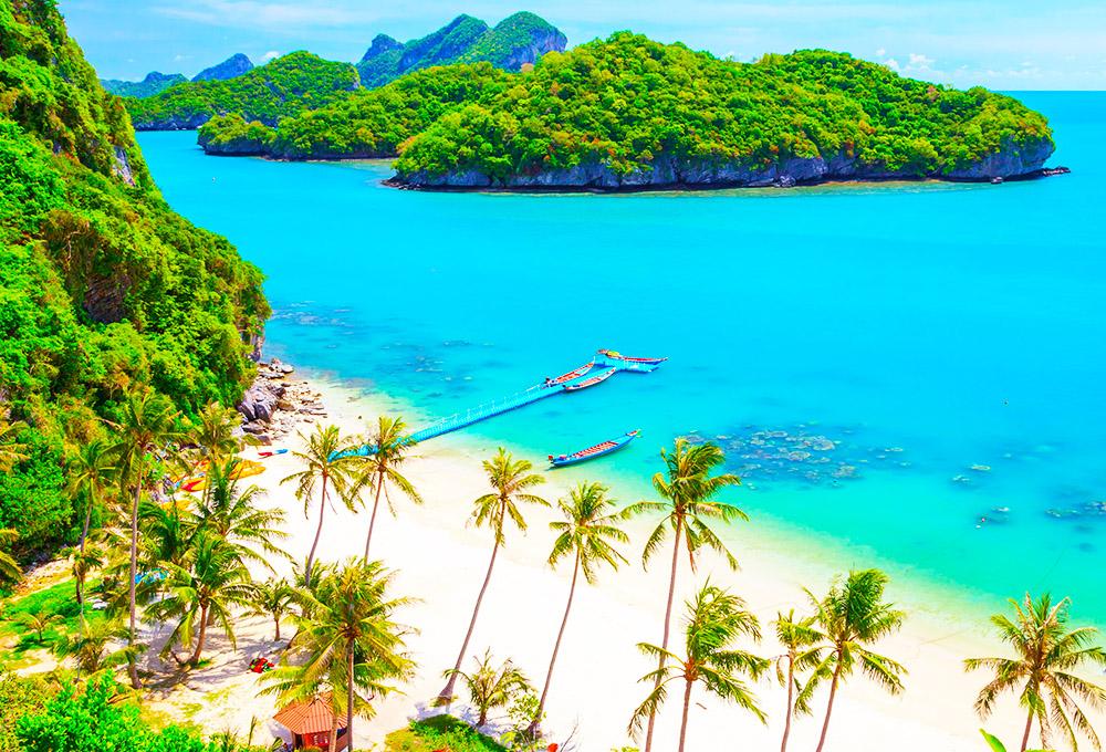 Isla Koh Samui