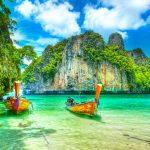 Cómo ir de Koh Samui a Koh Phi Phi