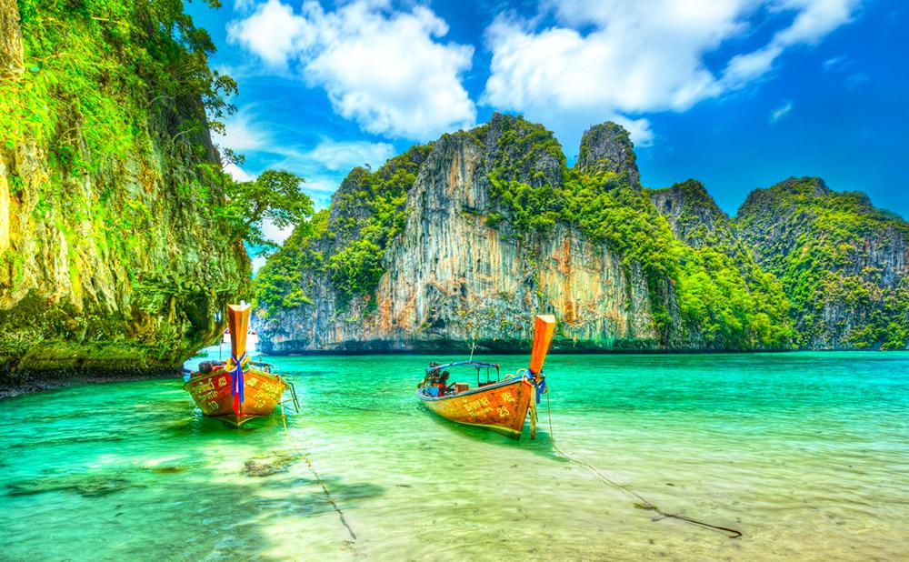 Islas Koh Phi Phi