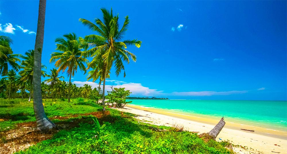 Khao Lak playa
