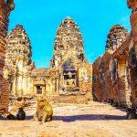 Cómo ir de Ayutthaya a Lopburi