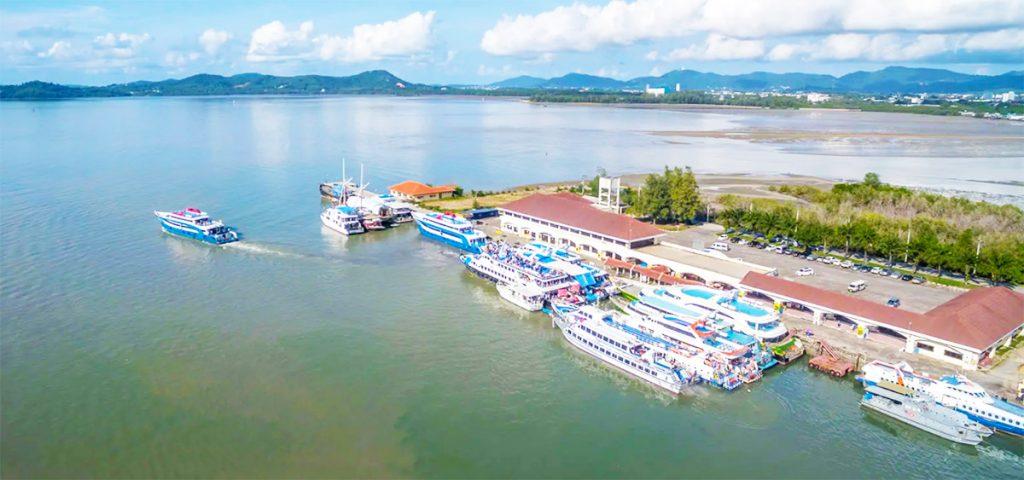 Rassada Pier en Phuket