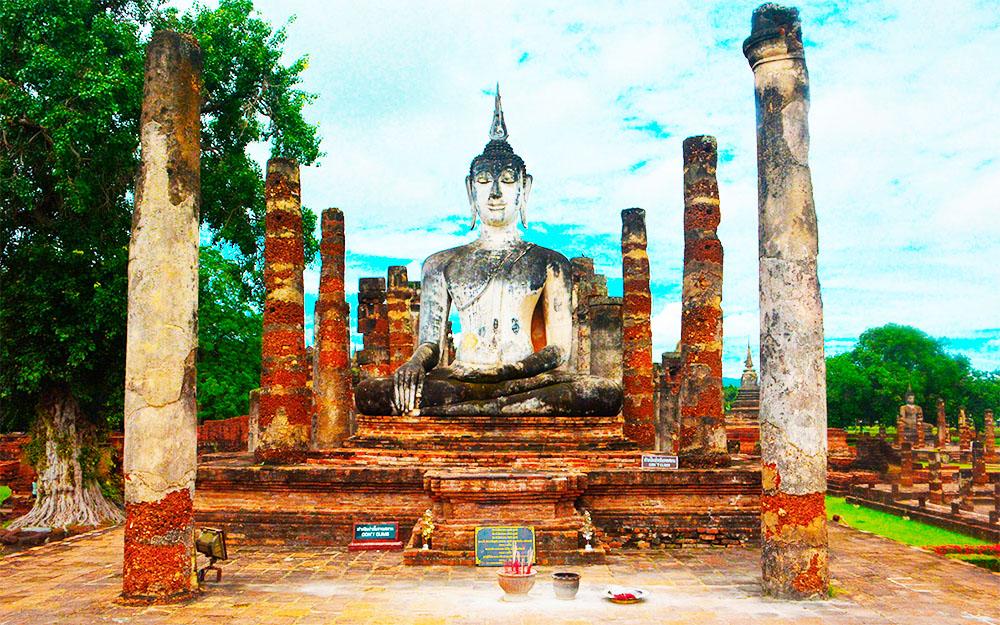 Templo Sukhothai