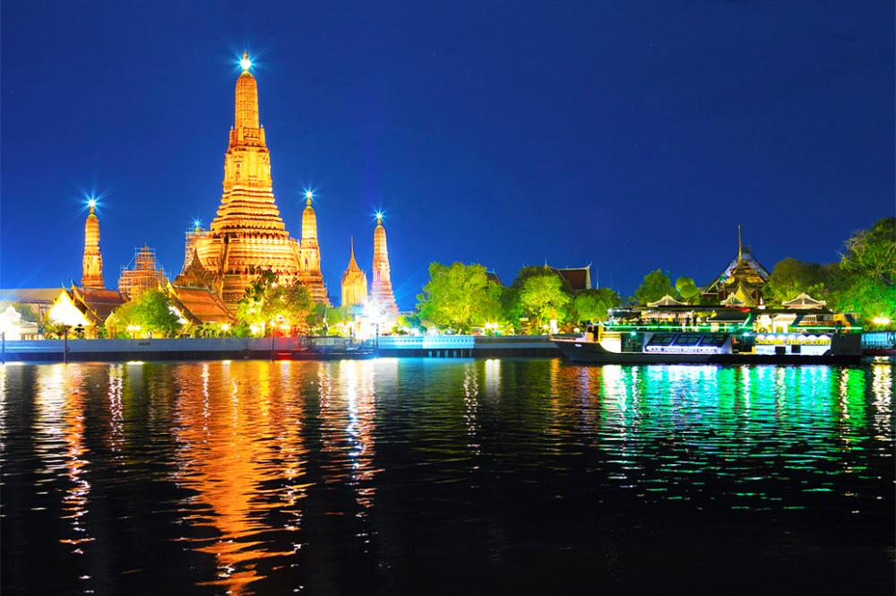 Bangkok Ciudad de Noche