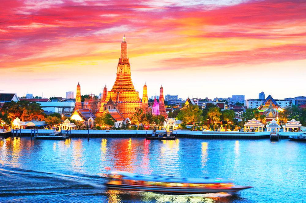 Bangkok Ciudad