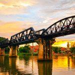 Cómo ir de Ayutthaya a Kanchanaburi