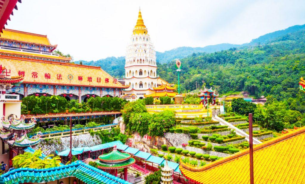 Templo Penang Malasia