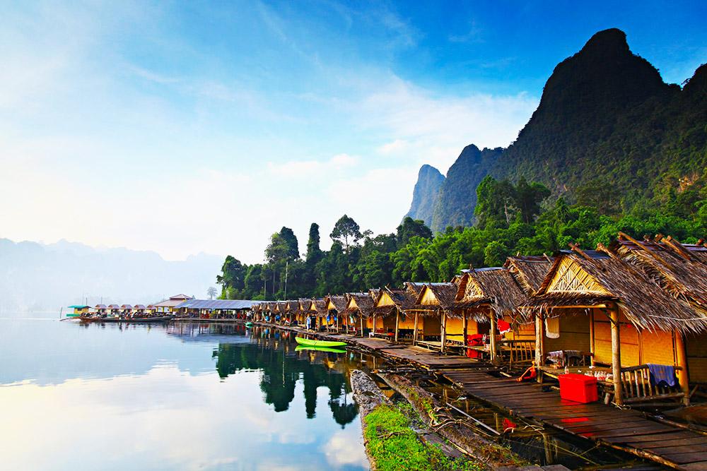 Viaje Lago Surat Thani